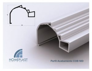 PERFIL ACABAMENTO COB NID - Cod.084