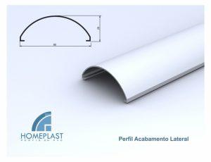 PERFIL ACABAMENTO LATERAL - Cod.159