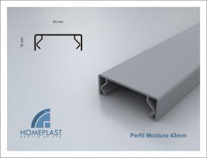 PERFIL MOLDURA 43mm - Cod.033