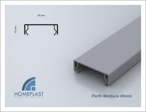 PERFIL MOLDURA 45mm - Cod.040