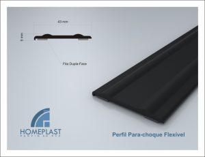 PERFIL PARA CHOQUE FLEXÍVEL - Cod.503